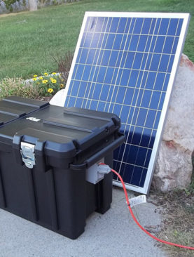 Solar 500w