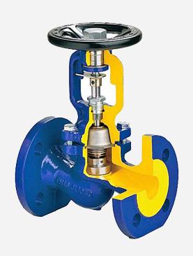 Poppet valve